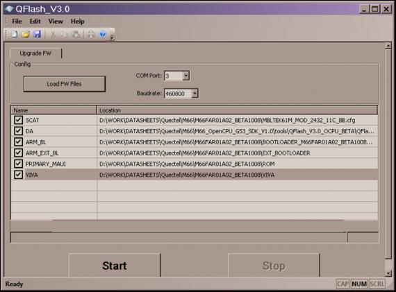 Quectel M66 OpenCPU  От теории к практике — Radiotech