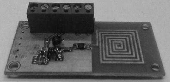 Макет передатчика хаотических сигналов