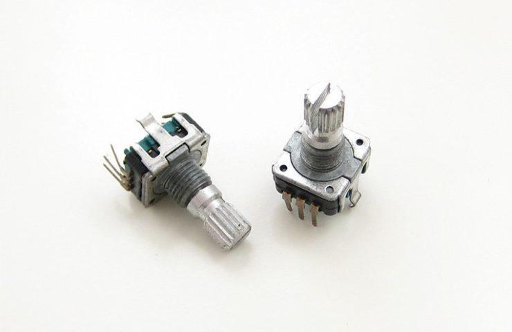 Управление инкрементальным энкодером на AVR