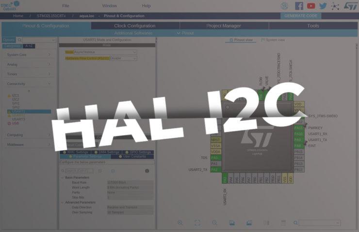 HAL I2C STM32
